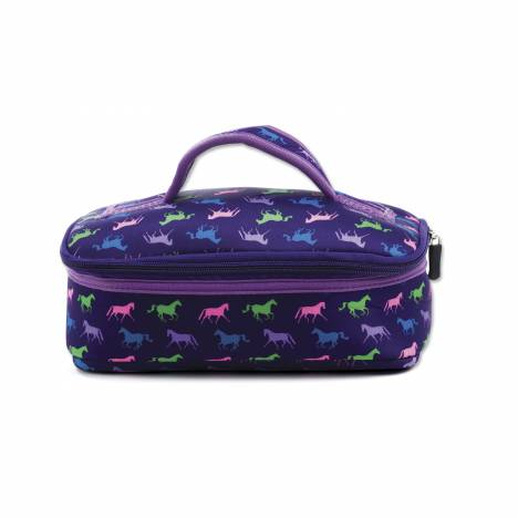 Tek Trek Neoprene Cosmetic Case - Horses