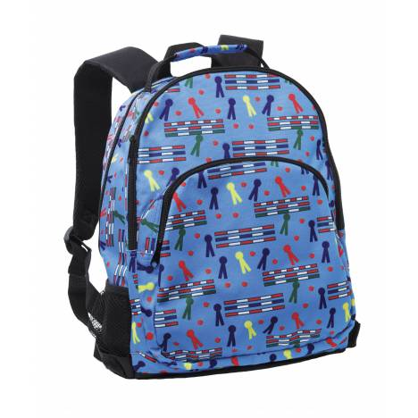 Tek Trek Rails & Ribbons Backpack