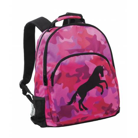 Tek Trek Camo Backpack