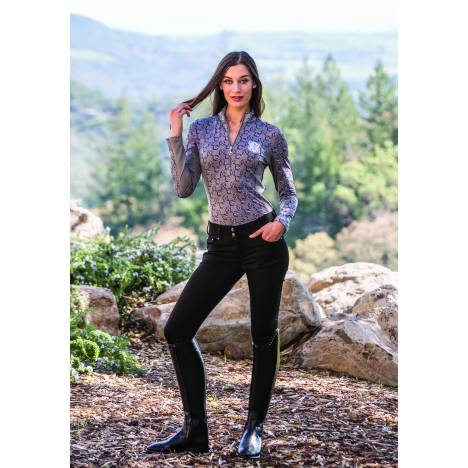 Goode Rider Ladies Jean Rider Full Seat Breeches