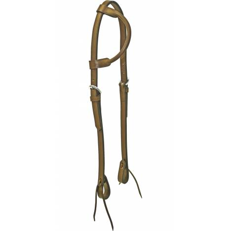 Cowboy Pro Rolled Slide Ear Headstall