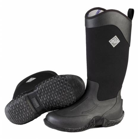 Muck Boots Ladies Tack II Tall - Black