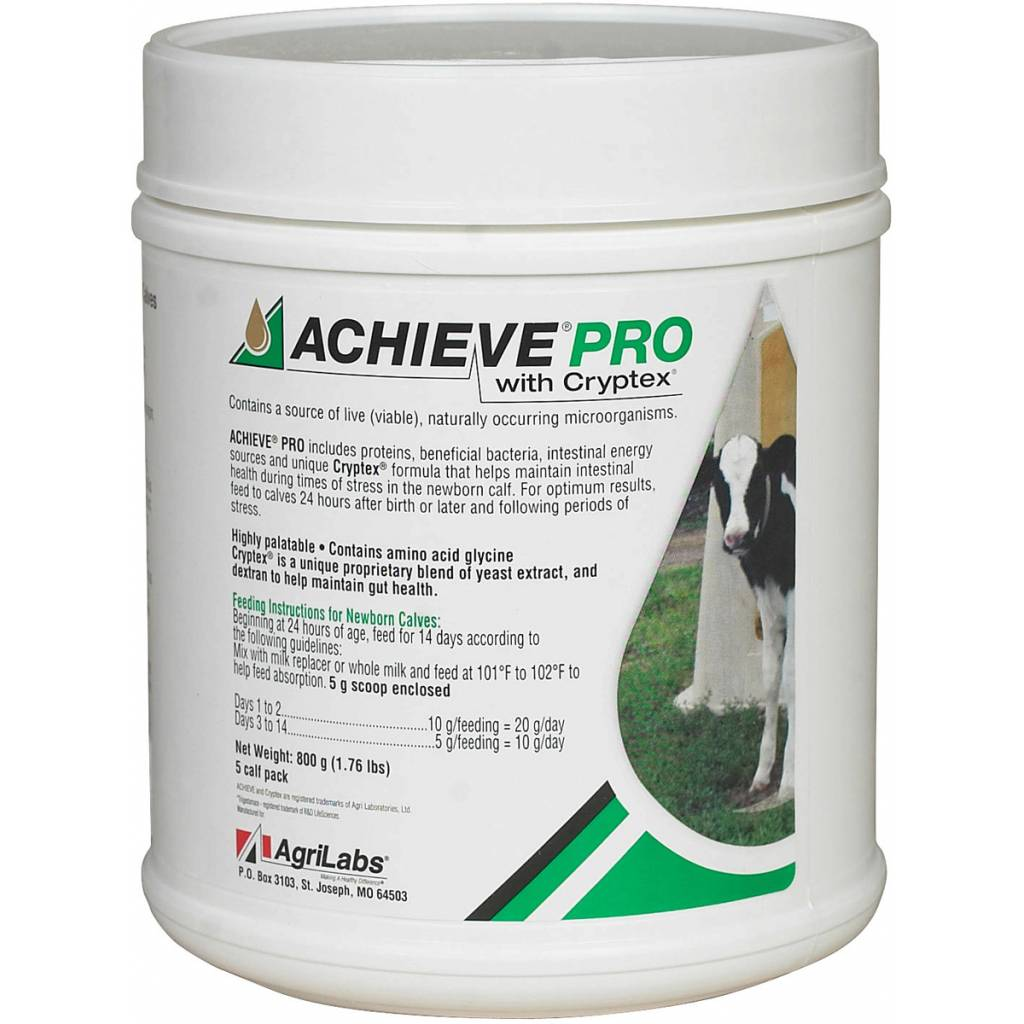 Agrilabs Achieve Pro Calf