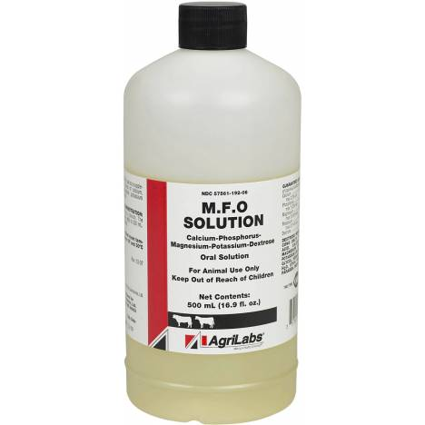 Agrilabs M.F.O. Oral Calcium Solution