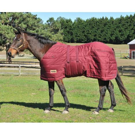 Kodiak 1200D HW Quilted Stable Blanket with Belly Wrap