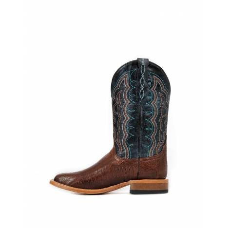 Cinch Men's Chestnut Ostrich Leg CFM538 Western Boots