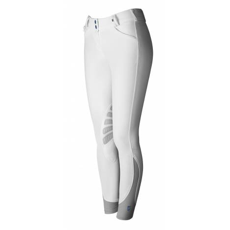 Tredstep Ladies Symphny Azzura Pro Knee Patch Breeches