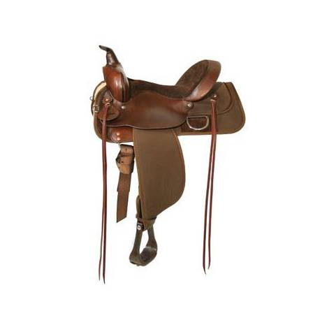 High Horse Lockhart Cordura Trail Saddle