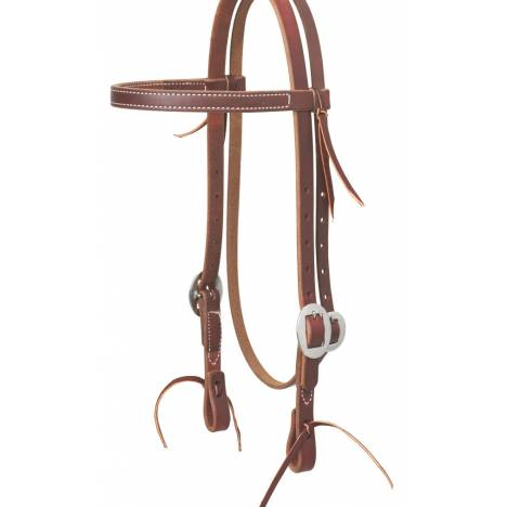 Weaver Working Cowboy Economy Browband Headstall