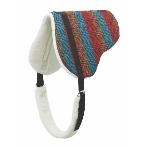 Weaver Herculon Fleece Bottom Bareback Pad - H25/H26
