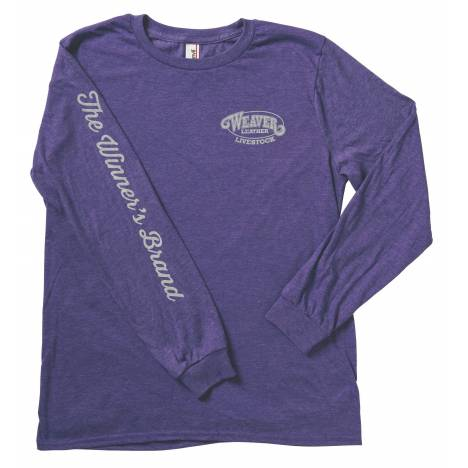 Weaver Ladies Winner's Brand Long Sleeve T-Shirt