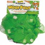 Absorbine Ultrashield Green Flea & Tick Woof Pouf