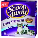 Scoop Away Extra Strength Cat Litter