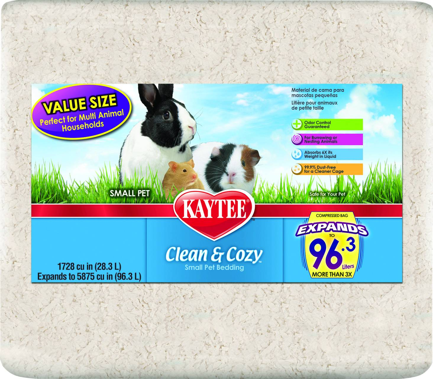 Kaytee Clean And Cozy Small Pet Bedding | eBay