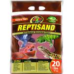 Zoo Med Reptisand Natural Terrarium Sand - Natural Red - 20 Lb