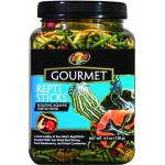 Zoo Med Gourmet Reptisticks Floating Aquatic Turtle Food