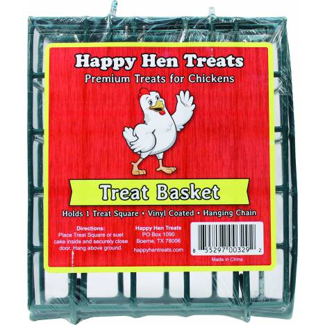 Happy Hen Treats Treat Basket