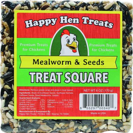 Happy Hen Treats Treat Square