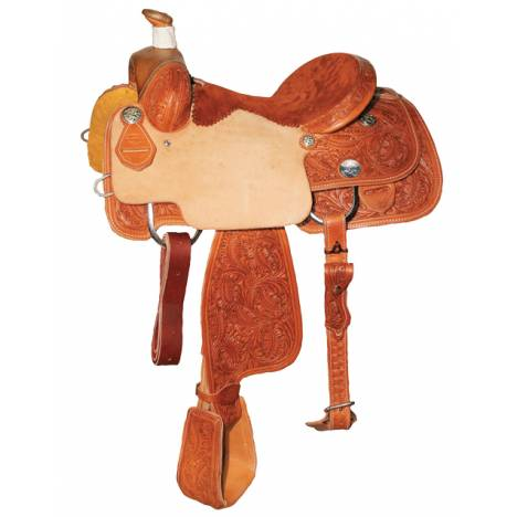 Reinsman 4301 Calf Roper Saddle