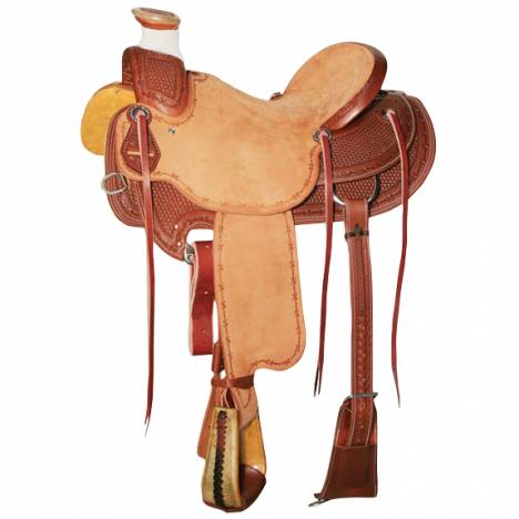 Reinsman 4602 Wade Ranch Saddle-Basket