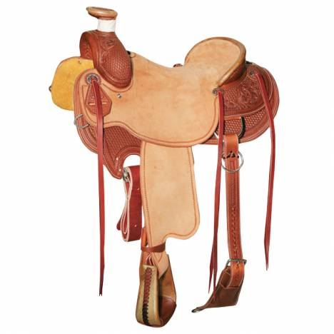 Reinsman 4605 Rancher Saddle