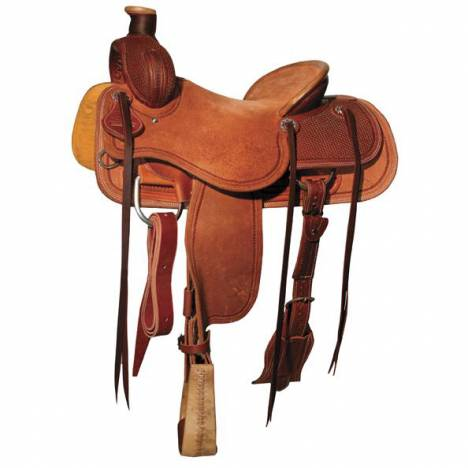 Reinsman 4610 Association Ranch Saddle-Basket