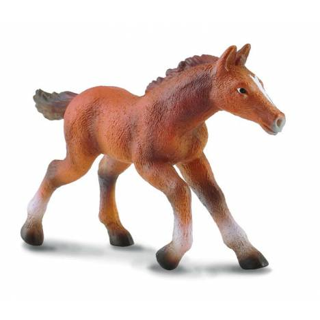 CollectA Thoroughbred Foal (Running)