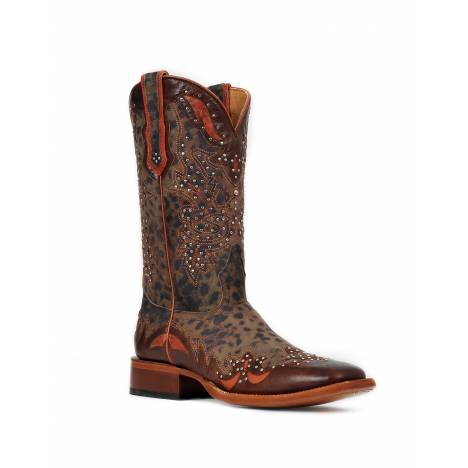 Cinch Boots Women's Cfw2002 Cheetah Boot