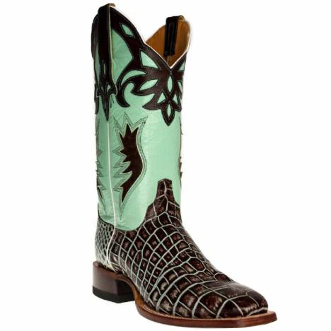 Cinch Boots Womens Cfw579 Croc Print Boot
