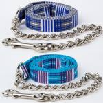 Millstone German Check Lead with Chain