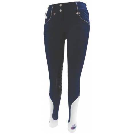 Equine Couture Ladies Darsy Knee Patch Breech