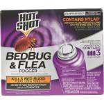 Hot Shot Bedbug Fogger - 2 Oz./3 Pack