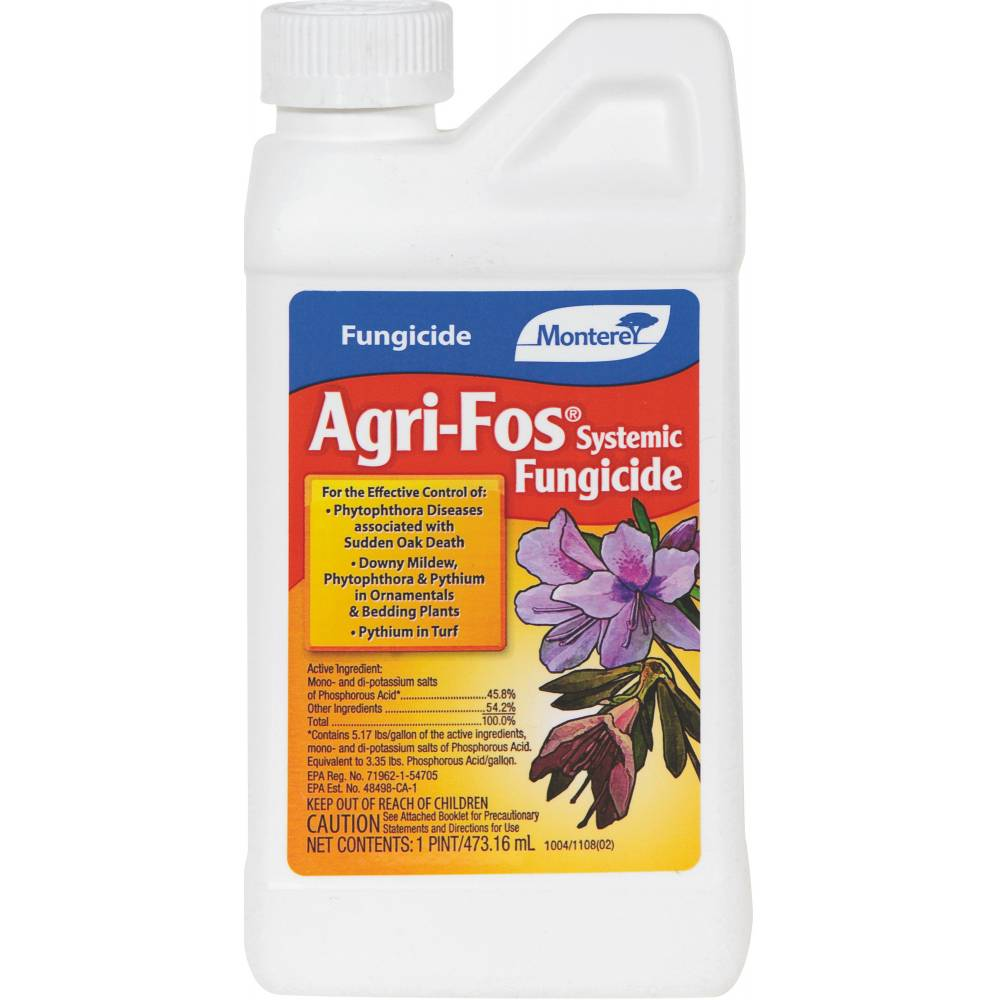 Monterey Agri-Fos Systemic Fungicide Concentrate
