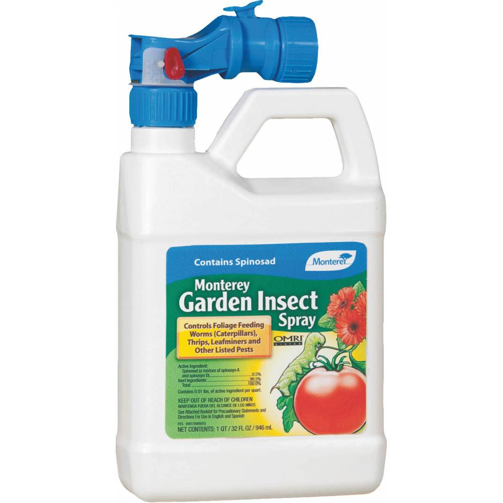 Monterey Garden Insect Spray Ready To Use Horseloverz