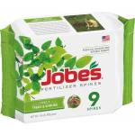 Jobe's Organics Tree Fertilizer Spikes