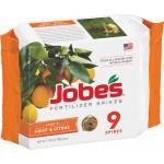 Jobe's Organics Fruit Tree Fertilizer Spikes