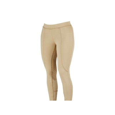 Dublin Ladies Performance Cool-It Gel Riding Tights - Beige - 38