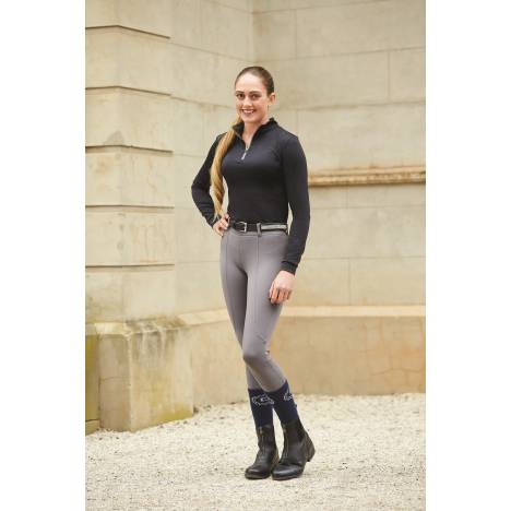 Dublin Ladies Performance Flex Knee Patch Riding Tights
