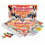 BOSTON TERRIER-OPOLY: The Board Game
