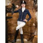 2kGrey Ladies Avatar Knee Patch Breeches