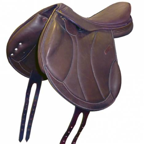 Intrepid Advanced Ride Deluxe Saddle With Igp System