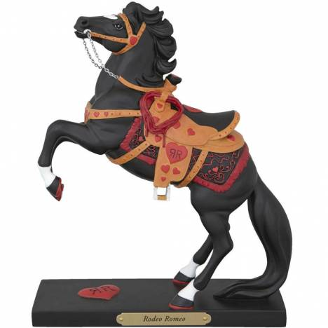 The Trail Of Painted Ponies Rodeo Romeo Horse Figurine