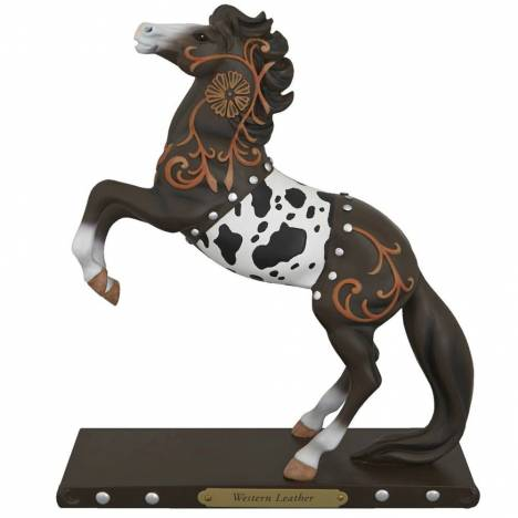 The Trail Of Painted Ponies Western Leather