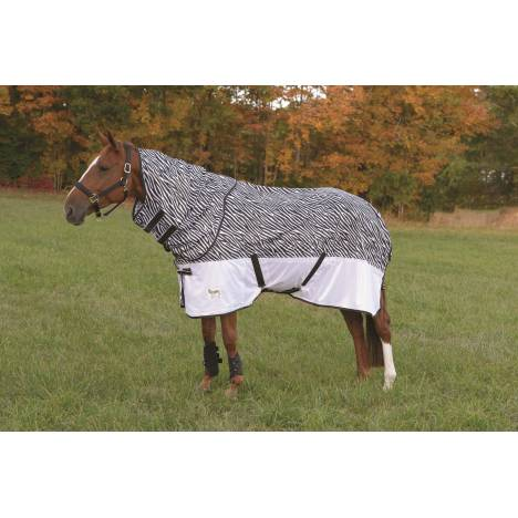 Shires Tempest Neck And Fly Sheet Set