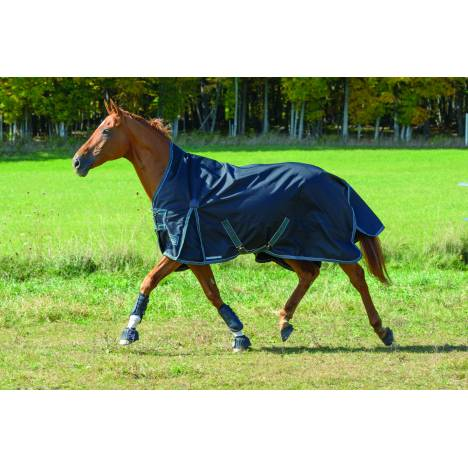 Shire Stormbreaker 1200D High Neck Turnout Sheet
