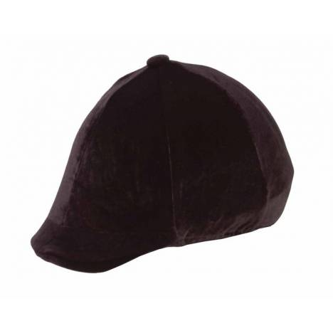 Shires Velveteen Hat Cover - No Peak