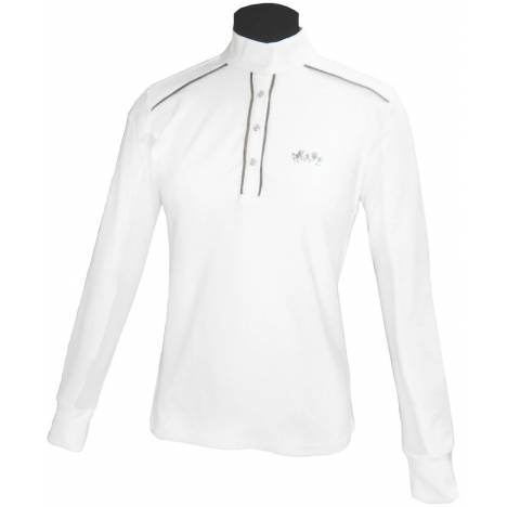 Equine Couture Ladies Rio Long Sleeve Show Shirt