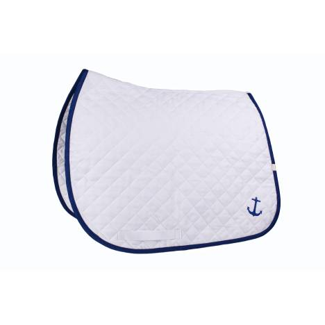 Lettia Embroidered Anchor Baby Pad