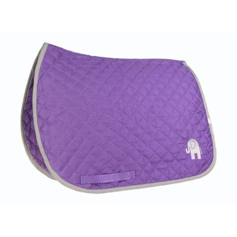 Lettia Embroidered Elephant Baby Pad