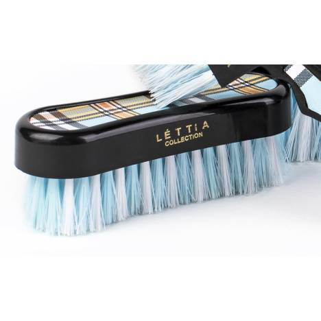 Lettia Plaid Collection Face Brush